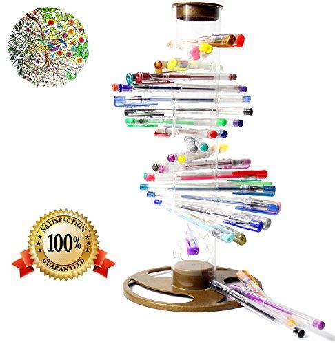 penne-gel-set-da-40-penne-con-inchiostro-gel-di-qualita-bright-knight-multicolore-neon-pastello-meta