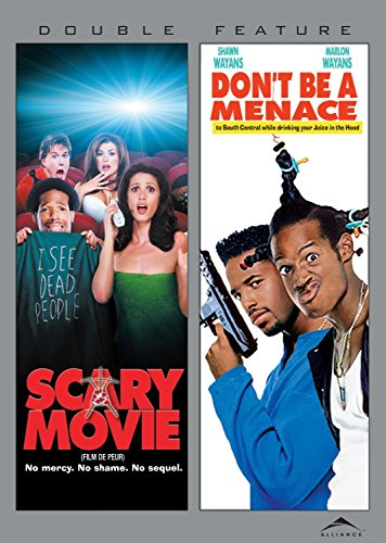 Scary Movie / Don't Be a Menace To South Central While Drinking Your Juice In The Hood (Double Feature)