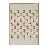V&A Marigold Tea Towel