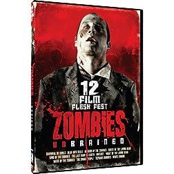 Zombies Un-Brained 12 Film Flesh Fest