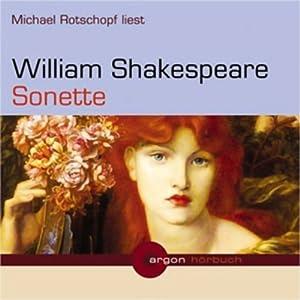 Sonette Hörbuch