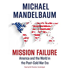 Mission Failure Audiobook
