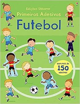 Futebol. Primeiros Adesivos (Em Portuguese do Brasil): Sam Taplin