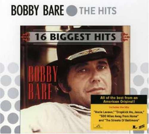 Bobby Bare - Bobby Bare: 16 Biggest Hits - Zortam Music