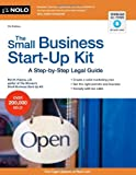 The Small Business Start-Up Kit: A Step-By-Step Legal Guide Peri H. Pakroo