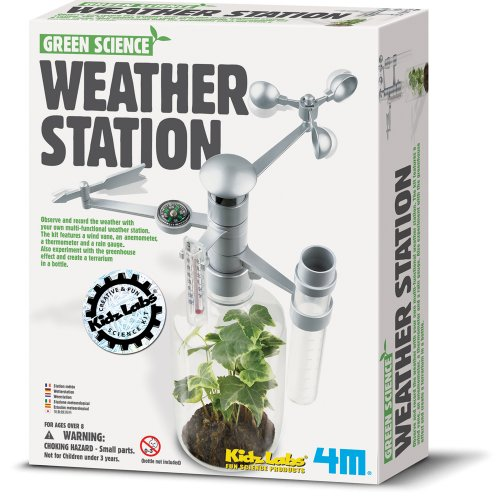 Toysmith 4 M Weather Station Kit #4573