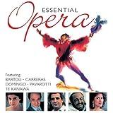 echange, troc Bartoli, Carreras, Domingo - Essential Opera