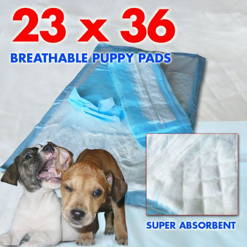 200 Air Flow Breathable Puppy Cage Liners, Odor Controlled Underpads, 200/Cs front-132592
