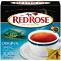 Red Rose Original Flavor Tea Bags, 100-Count (Pack of 4) by Red Rose