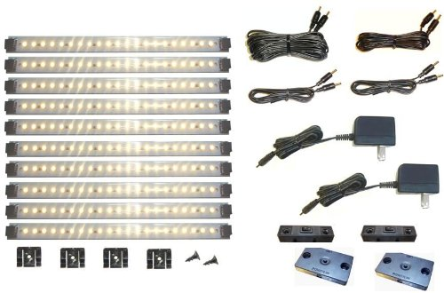 Pro Series 21 LED Super Deluxe 10 panel Under