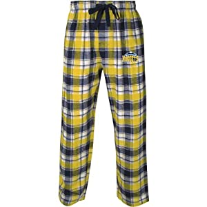 Buy NBA College Concepts Denver Nuggets Legend Flannel Pants by College Concepts