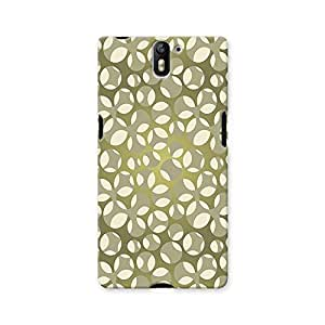 ArtzFolio Organic Net : OnePlus One Matte Polycarbonate ORIGINAL BRANDED Mobile Cell Phone Protective BACK CASE COVER Protector : BEST DESIGNER Hard Shockproof Scratch-Proof Accessories