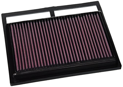 K&N 33-2412 High Performance Replacement Air Filter