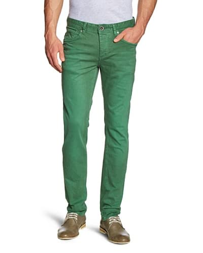 Selected Pantalón Michigan Verde W34L32