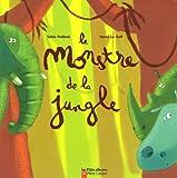 echange, troc Sylvie Poillevé - Le monstre de la jungle