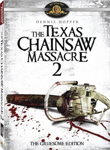 Texas Chainsaw Massacre 2: Gruesome Edition [DVD] [1986] [Region 1] [US Import] [NTSC]