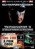 echange, troc Terminator 3 - Édition Collector 2 DVD / Godzilla - Bipack 3 DVD
