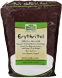 Now Foods Erythritol Powder 100% Pure 2.5 lb