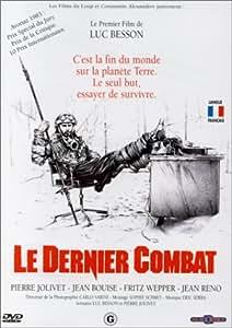 Le Dernier combat [VHS]
