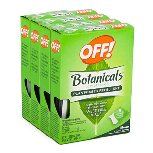 32ct-off-botanicals-towelettes-wipes-natural-insect-mosquito-west-nile-repellent