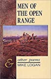 img - for Men of the Open Range & Other Poems book / textbook / text book