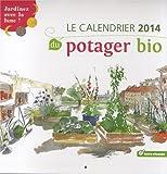 Le calendrier 2014 du potager bio