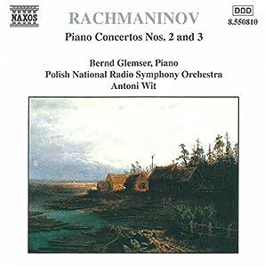 Rachmaninoff: Klavierkonzerte 2 und 3