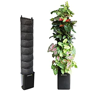 Florafelt Vertical Garden Kit 8 Pocket Living