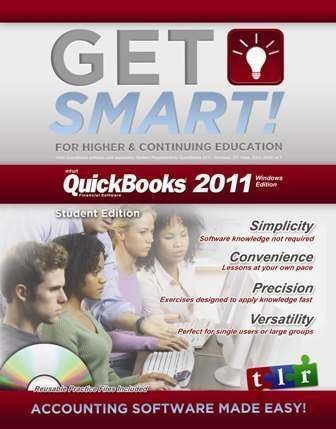 Get Smart with QuickBooks 2011, Vol. 1