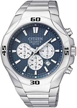 Citizen AN8020-51L Blue Dial Men's Watch