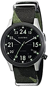 Electric FW01 NATO Watch One Size Black Camo