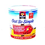Quaker Oat So Simple Strawberry, Raspberry & Cranberry Porridge Pot 57g