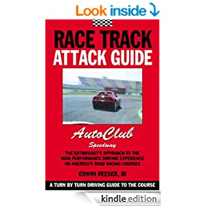 Race Track Attack Guide Auto Club Speedway