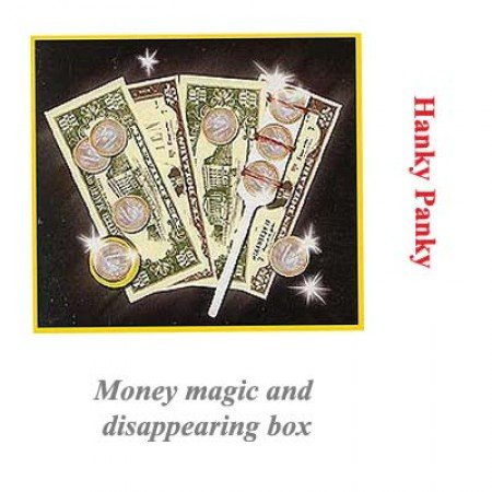 Furry Cushtie Smoosh Me Stroke Me Money Magic Set - 1