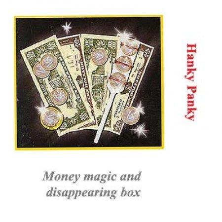 Furry Cushtie Smoosh Me Stroke Me Money Magic Set - 1