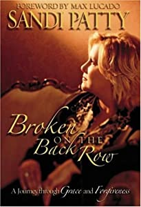 Cover of &quot;Broken on the Back Row&quot;
