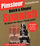 Product 0743517717 - Product title Spanish (Pimsleur Quick and Simple)