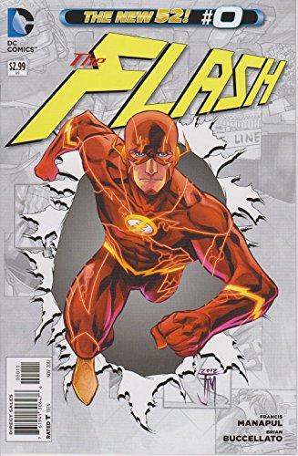 アメコミリーフ『ザ・フラッシュ (The Flash)』#0