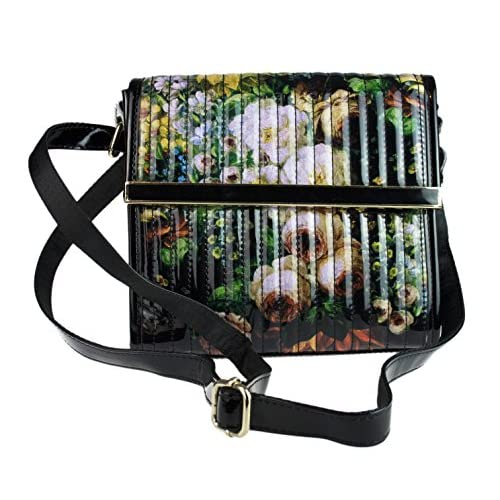 Girly HandBags New Floral Satchel Mini Messenger Handbag Shoulder Bag Fashion Trend Womens Gift