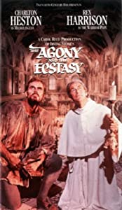 The Agony and the Ecstasy [VHS]