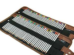 erofa 72 couleurs color crayons professionnel de haute qualit art dessin crayons crayons de. Black Bedroom Furniture Sets. Home Design Ideas
