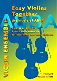 Easy Violins Together - The Music of ABBA (4 Violins)