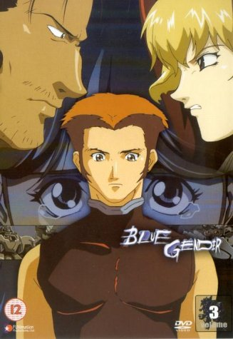 Blue Gender: Volume 3 - Factors 7-9 [DVD]