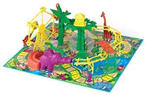 Tomy Rumble In The Jungle Game