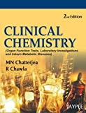 img - for Clinical Chemistry (Organ Function Tests, Laboratory Investigations and Inborn Metabolic Diseases), 2/E book / textbook / text book