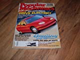 img - for Popular Mechanics, February 1994 issue-G.M.'s Impact-The First Practical Electric Car. G.M.'s Impact Arrives. Drive Electric-first practical electric car delivers sporty performance, maximum range, for about $25, 000. book / textbook / text book