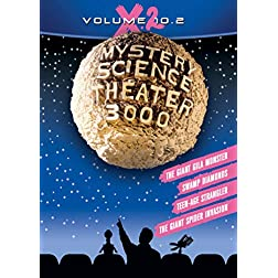 Mystery Science Theater 3000 Collection: Volume 10.2