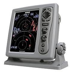 SI-TEX T-921 2kW 18 Radome Radar by Si-tex