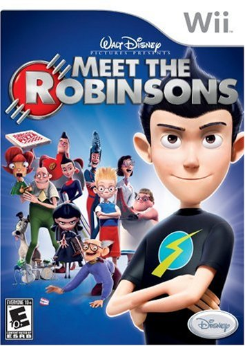 Meet the Robinsons - Nintendo Wii - 1