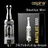 aspire Nautilus Mini アスパイア ノーチラス ミニ タンク アトマイザー フルキット【公式輸入品】